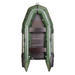 Надувная 3-ёх местная ПВХ  лодка BARK BT-310