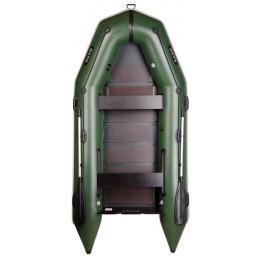 Надувная 4-ёх местная ПВХ лодка BARK BT-330