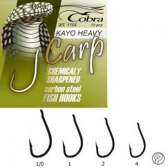Крючки Cobra CARP KAYO HEAVY C1104NSB-***