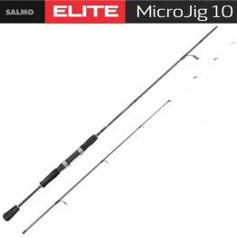 Спиннинг SALMO ELITE MICRO JIG 10 2,0м, тест 2-10 г, уголь IM7