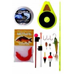 """Набор Три Кита для зимней рыбалки """"Ice Master"""" №2"""