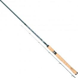 Спиннинг Mikado Apsara UL Perch Spin 210, углеволокно, штекерный, 2.10 м, тест: до 10 гр, 118 г