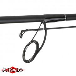Спиннинг Mikado Black Stone M Spin 240, углеволокно, штекерный, 2.4м, тест: 5-25г, 157г