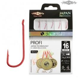 Крючки с поводками Mikado Sensual Profi R
