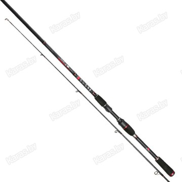 Спиннинг Mikado Nihonto Red Cut Pike 260, углеволокно, штекерный, 2.6 м, тест: 5-28 г, 157 г