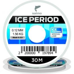 Леска монофильная Salmo Ice Period 30 м