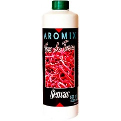 Ароматизатор Sensas Aromix Bloodworm 0.5 л (Мотыль)
