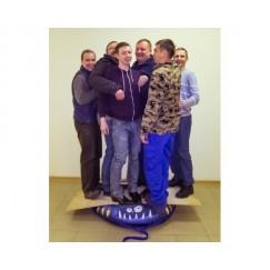 Санки-ватрушки Митек Арбуз (95см)