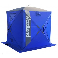 Палатка зимняя Woodland Ice Fish 2 (1.65х1.65х1.85м)
