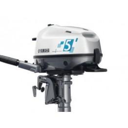 Подвесной 4-х тактный бензиновый лодочный мотор YAMAHA F5AMHS