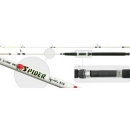 Спиннинг SURF MASTER  Spider, стекловолокно, 1,65 м, тест: 80-150 гр, 280 г