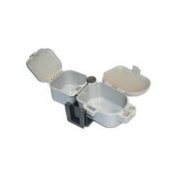 Рыболовная коробка для хранения наживки пластмассовая SALMO 1500-70