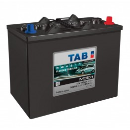 Аккумулятор лодочный полу-тяговый TAB Motion Tabular 110