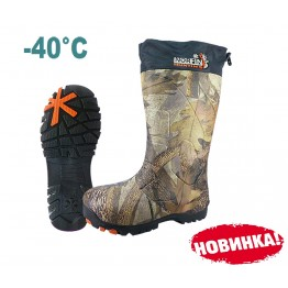 Сапоги зимние NORFIN HUNTING FOREST