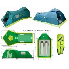 Туристическая палатка LOTOS Summer 2