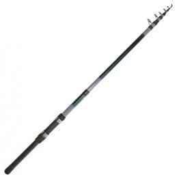Спиннинг SALMO TAIFUN TELE BOAT, стекловолокно, 2.40м, тест 150 г, 320 г