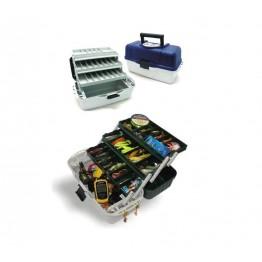 Ящик трехполочный для рыболовных приманок и принадлежностей Salmo Aquatech® 2703
