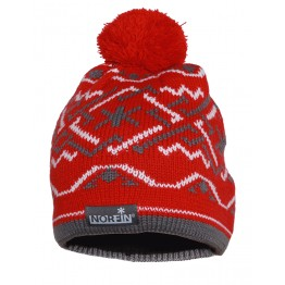 Шапка NORFIN NORDWAY WOMAN RED
