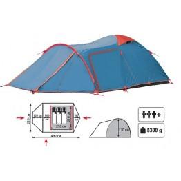 Туристическая палатка Sol Twister 3+