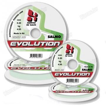 Монофильная леска SALMO HI-TECH EVOLUTION 100 м