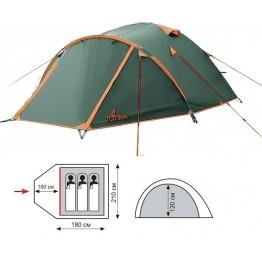 Туристическая палатка TOTEM Indi