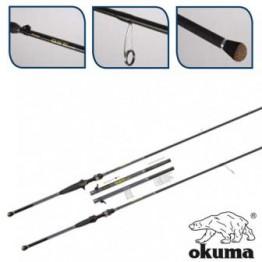 Спиннинг OKUMA ONE ROD SPIN, углеволокно, 1.98м, тест: 10-30 г
