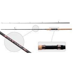 Спиннинг AKARA Futura IM8-AF-10-30-210, углеволокно, штеккерный, 2,1 м, тест: 10-30 гр, 140 г