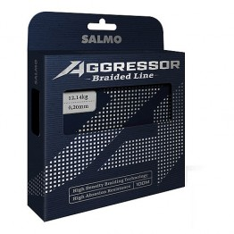 Леска плетёная Salmo Aggressor Braid 100 м