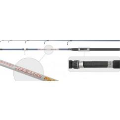 Спиннинг SURF MASTER  Senator-SM1355-240, стеклопластиковый, штеккерный, 2,4 м, тест: 20-40 гр, 220 г