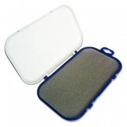 Коробка для приманок пластиковая Salmo с мягкий  вкладышем