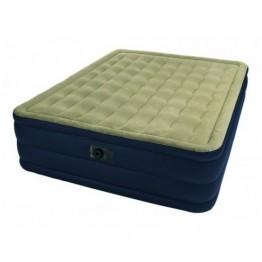 Надувная кровать Intex 67710 Ultra Queen Plush 203 х 152 х 46
