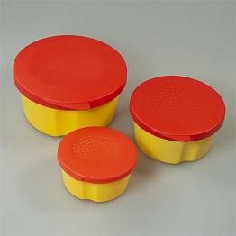 Коробки для наживки Salmo 3шт набор