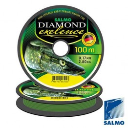 Монофильная леска SALMO DIAMOND EXELENCE 100 м