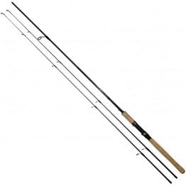 Спиннинг штекерный Libao Active Spin 270 (2 хлыста), углеволокно, 2,7 м, тест: 0-10 (3-15) г , 180 г