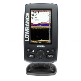 Эхолот Lowrance ELITE-4X CHIRP РУСИФИЦИРОВАН