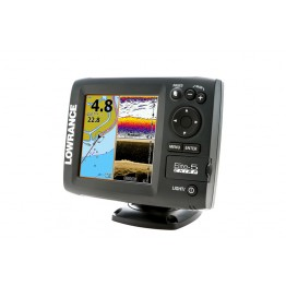 Эхолот Lowrance ELITE-5 CHIRP РУСИФИЦИРОВАН
