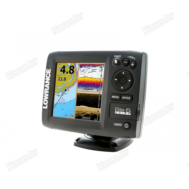инструкция для эхолота lowrance elite 4 chirp