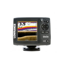 Эхолот Lowrance ELITE-5X CHIRP РУСИФИЦИРОВАН