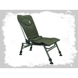 Кресло карповое складное Elektrostatyk F5