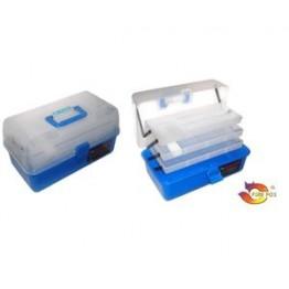 Ящик трёхполочный для рыболовных приманок и принадлежностей FireFox FS 3000