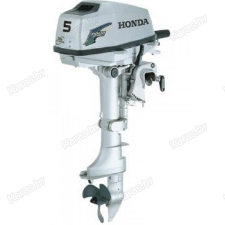 лодочный мотор 4-х тактный honda