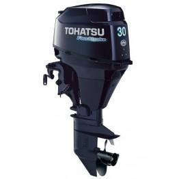 Подвесной 4-х тактный бензиновый лодочный мотор TOHATSU MFS30B EPTL