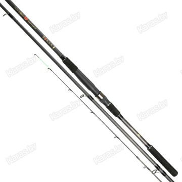 Удилище фидерное Mikado PRINCESS MEDIUM FEEDER 390, углеволокно,  3.90 м, тест: 120 гр , 312 г