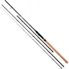Удилище Фидерное Mikado ULTRAVIOLET TWIN FEEDER 360/420, углеволокно,  3.6-4.2 м, тест: 110 гр , 290 г