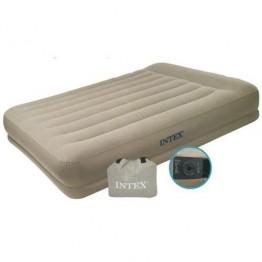 Надувная кровать Intex Pillow Rest Mid-Rise Bed   99 х 191 х 46 см