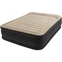 Надувная кровать Intex Queen Premium Comfort 152 х 203 x 33 см