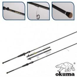 Спиннинг OKUMA ONE ROD TRIGGER, углеволокно, 1.98м, тест: 7-20 г