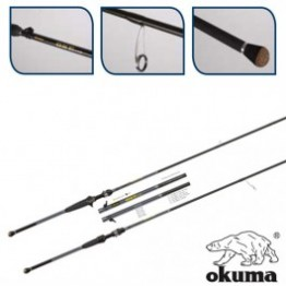 Спиннинг OKUMA ONE ROD TRIGGER 1.98м, графит, тест 10-30