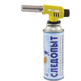 Горелка газовая Следопыт GTP-N03 с пьезоэлектрическим розжигом
