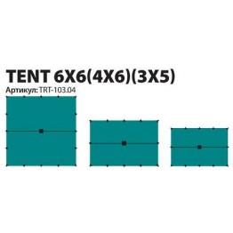 Тент Tramp Tent 4x6
